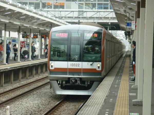 メトロ10122F 快速急行小手指行き 2013-03-29