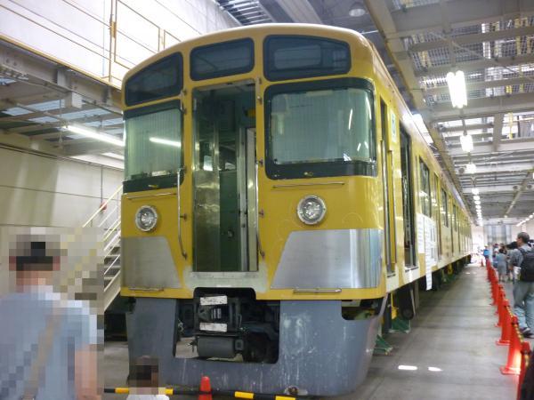 2013-06-09 西武2057F 2