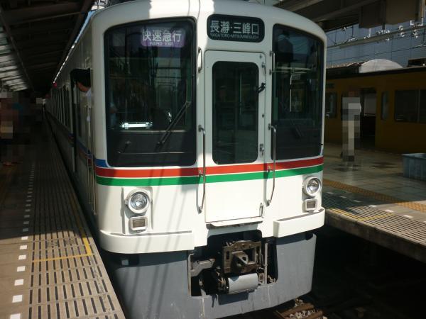 2013-06-09 西武4000系 快速急行三峰口・長瀞行き