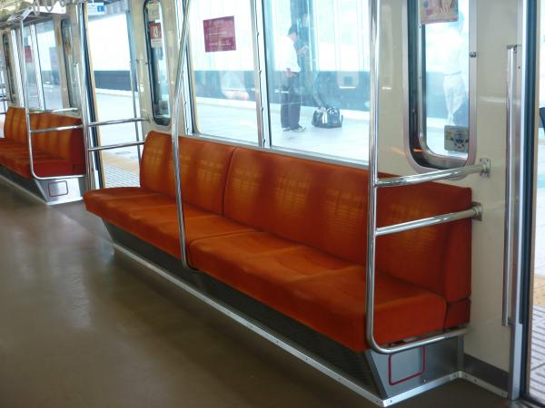 2013-06-09 西武9105F 座席