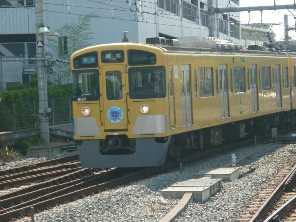 2013-06-09 西武9107F 快速飯能行き