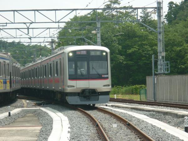 2013-06-09 東急4109F 特急飯能行き