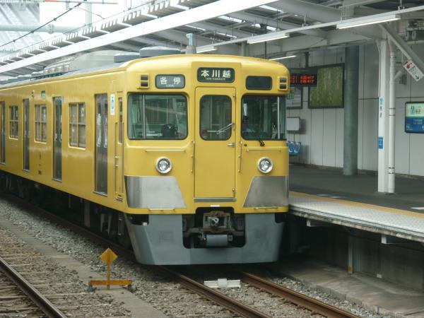 2013-06-15 西武2009F 各停本川越行き