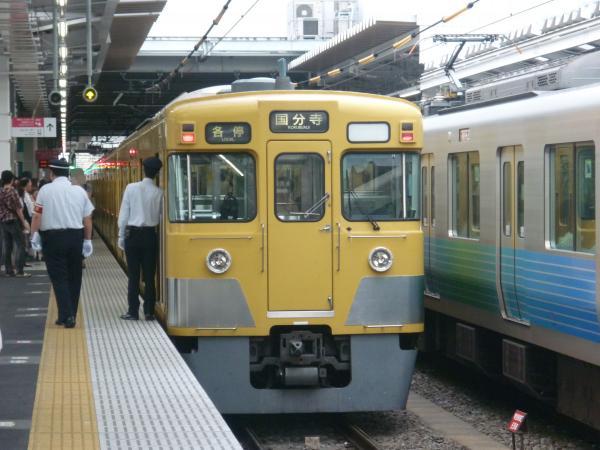 2013-06-15 西武2025F 各停国分寺行き
