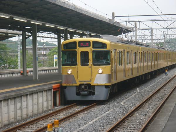 2013-06-15 西武2087F 回送