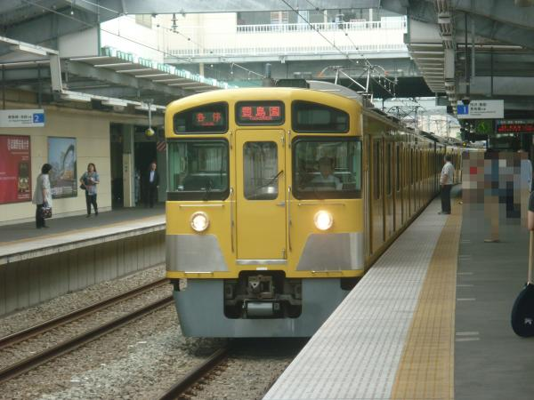2013-06-15 西武2087F 各停豊島園行き