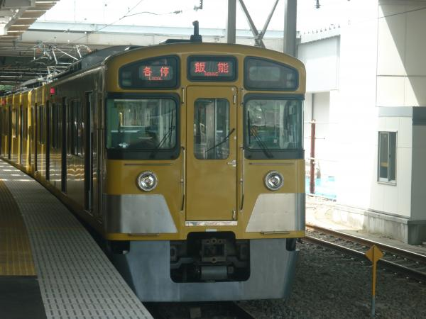 2013-06-22 西武2089F 各停飯能行き2