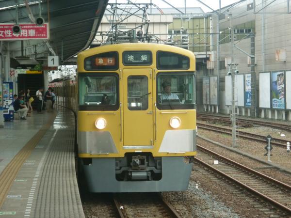 2013-06-22 西武2461F+2531F+2533F 急行池袋行き