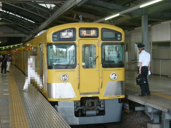 2013-06-23 西武2083F 各停池袋行き