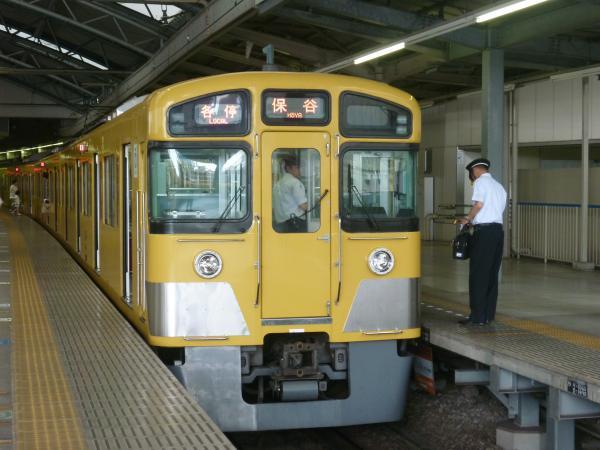 2013-06-23 西武2083F 各停保谷行き