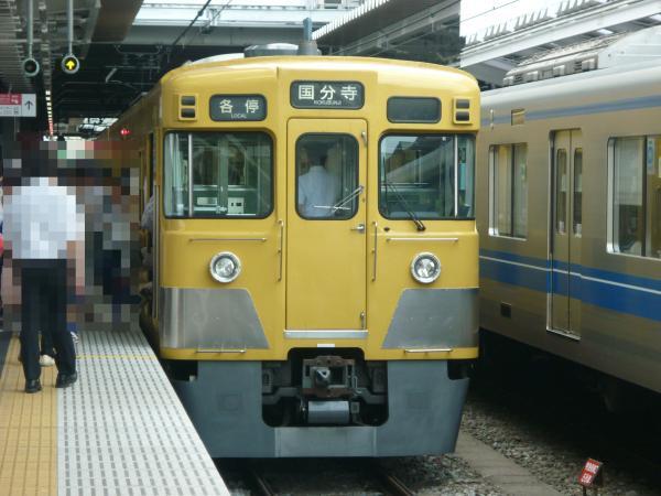 2013-06-29 西武2009F 各停国分寺行き