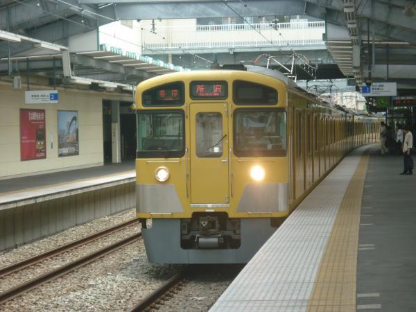 2013-06-29 西武2085F 各停所沢行き1