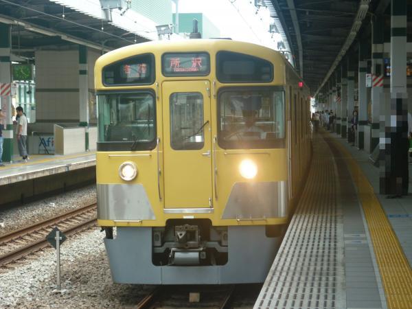2013-06-29 西武2085F 各停所沢行き2