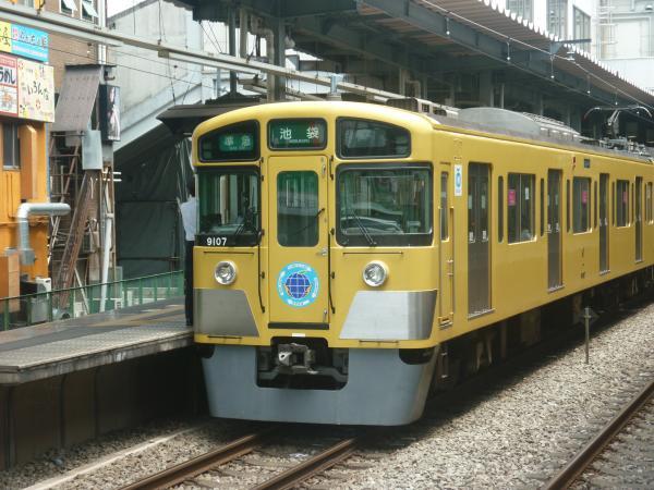 2013-06-29 西武9107F 準急池袋行き