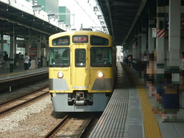 2013-06-30 西武2085F 各停豊島園行き