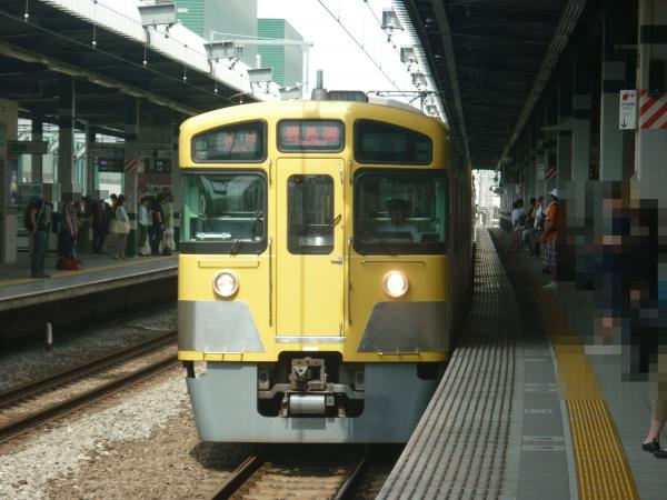 2013-06-30 西武2087F 各停豊島園行き