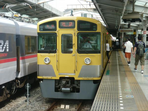 2013-07-06 西武2097F 各停池袋行き