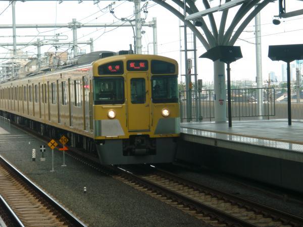 2013-07-06 西武2097F 各停飯能行き3