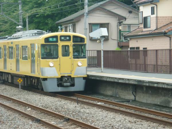 2013-07-06 西武2501F+2503F 準急飯能行き1