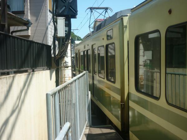 2013-07-07 江ノ電腰越駅