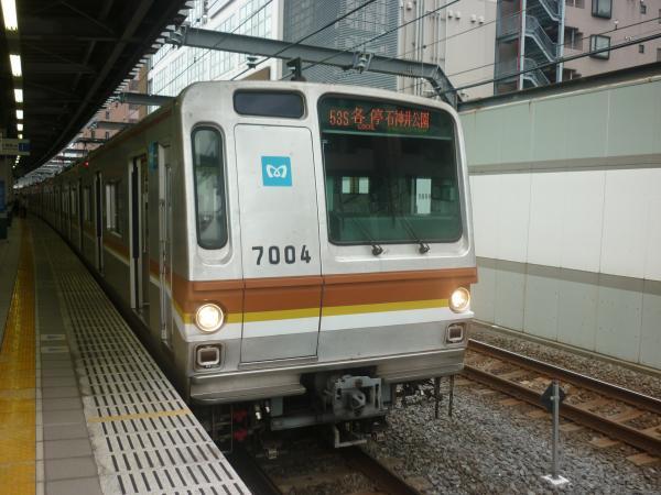 2013-07-13 メトロ7104F 各停石神井公園行き