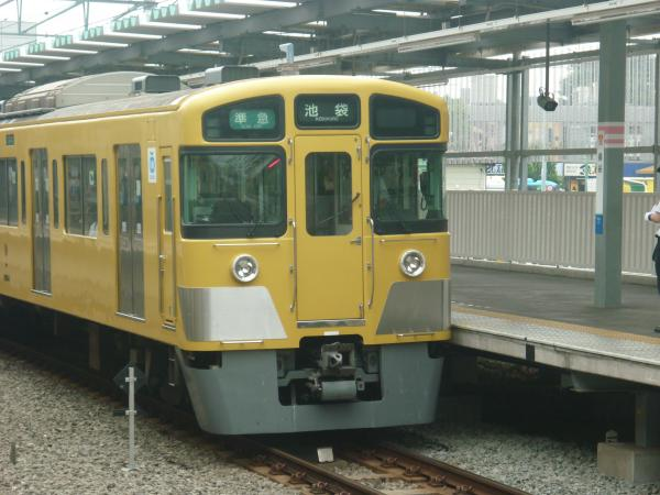2013-07-13 西武2063F 準急池袋行き