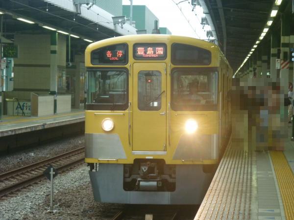 2013-07-13 西武2073F 各停豊島園行き3