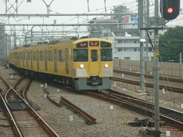 2013-07-13 西武2083F 各停池袋行き1