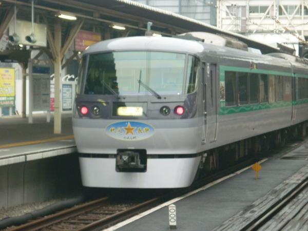 西武10107F 定期回送2 2011-11-06