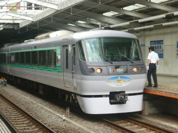 西武10107F 特急ちちぶ 2012-06-20