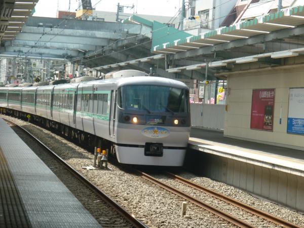西武10107F 特急池袋行き1 2012-07-15
