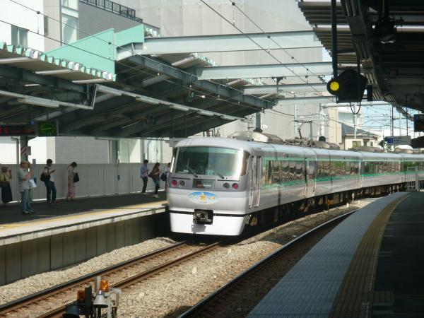 西武10107F 特急池袋行き2 2012-07-15