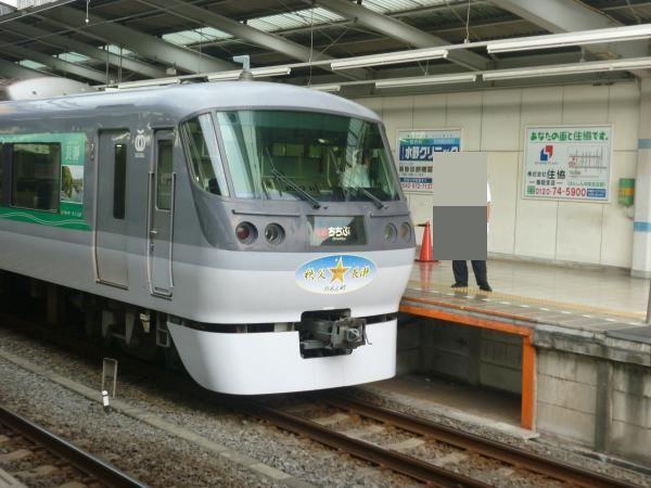 西武10107F 特急池袋行き 2012-09-29