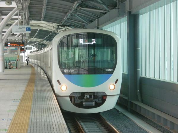2013-07-24 西武38109F 回送