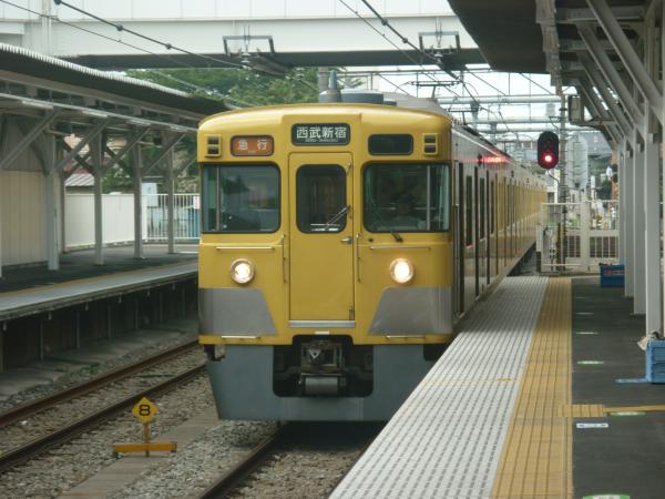 2013-07-26 西武2009F 急行西武新宿行き