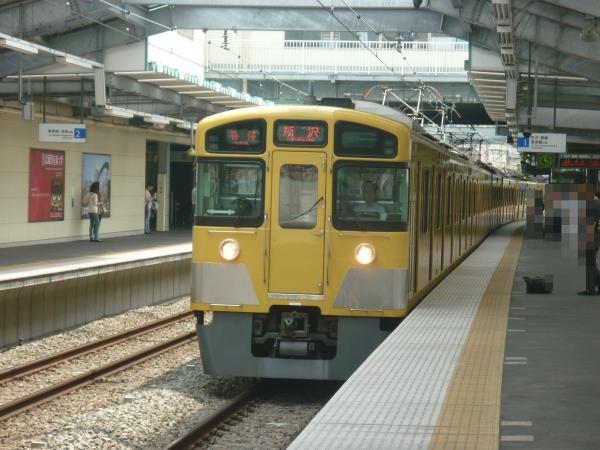 2013-07-26 西武2089F 各停所沢行き1