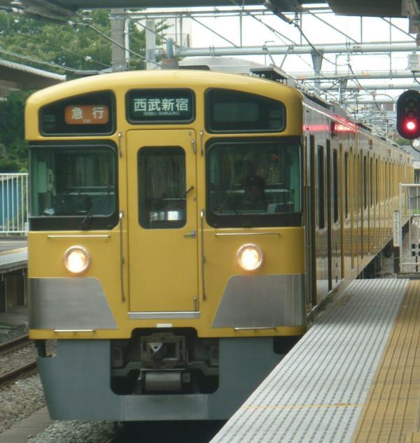 2013-07-26 西武2529F+2049F 急行西武新宿行き1