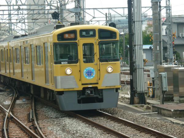 2013-07-26 西武9101F 急行池袋行き1