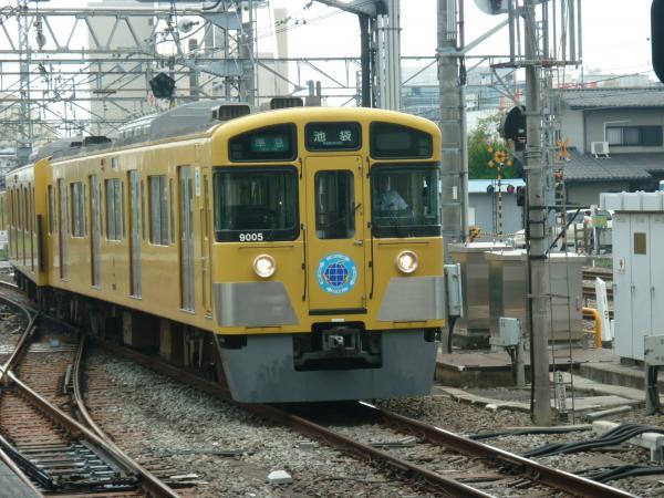 2013-07-26 西武9105F 準急池袋行き