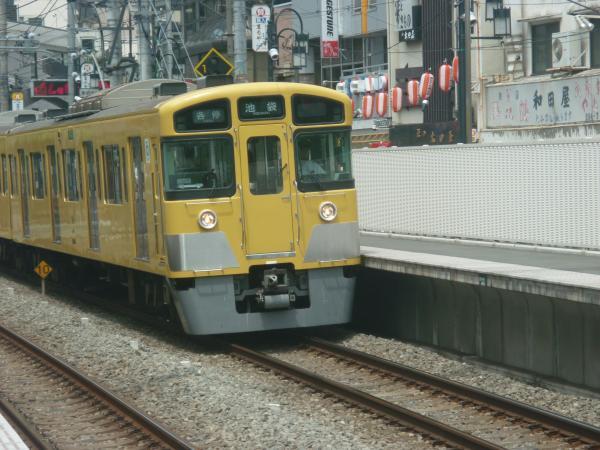2013-08-02 西武2063F 各停池袋行き