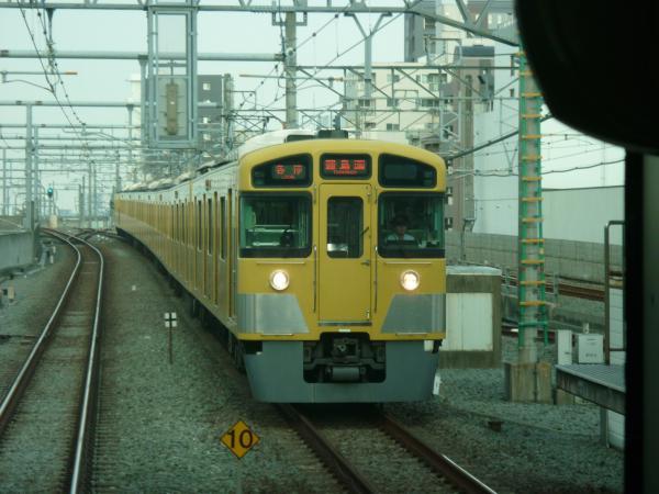 2013-08-03 西武2085F 各停豊島園行き