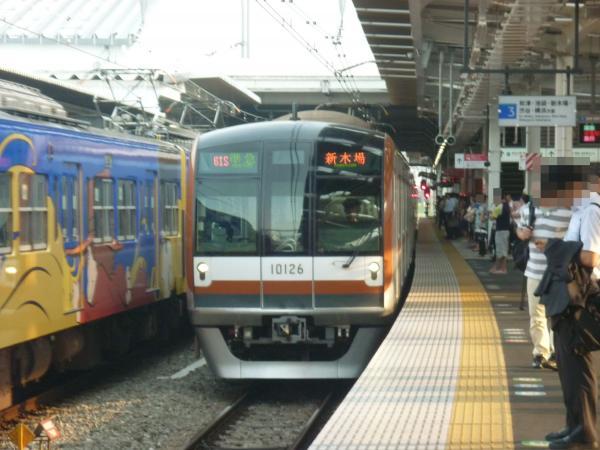 2013‐08‐09 メトロ10126F 準急新木場行き