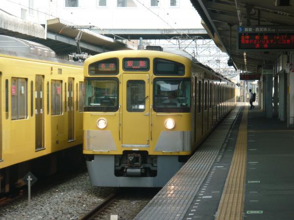 2013-08-12 西武2083F 各停飯能行き