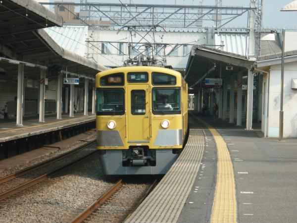 2013-08-12 西武2459F+2077F 急行飯能行き1