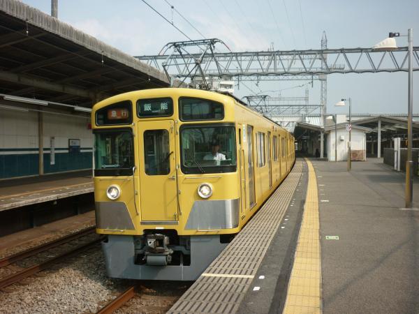 2013-08-12 西武2459F+2077F 急行飯能行き2