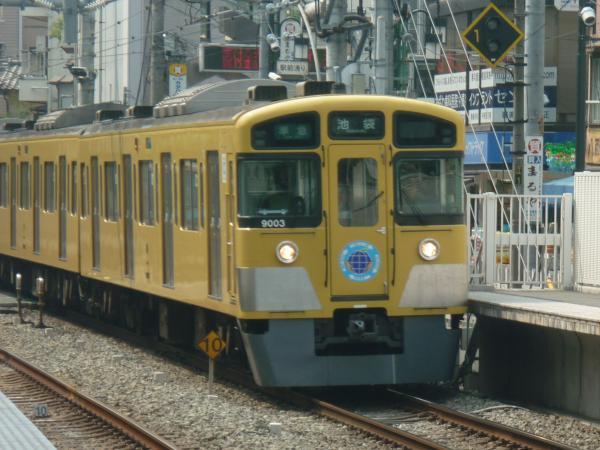 2013-08-12 西武9103F 準急池袋行き