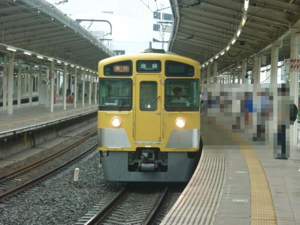 2013-07-24 西武2457F+2063F 急行池袋行き2