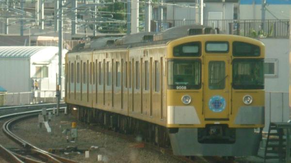 2013-08-18 西武9108F 白幕