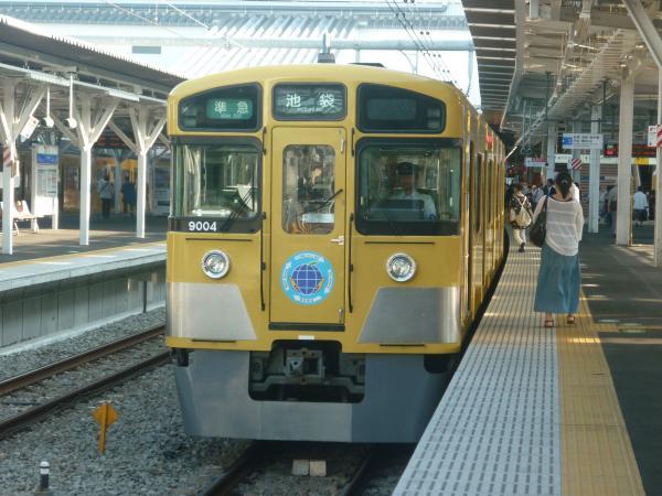 2013-08-19 西武9104F 準急池袋行き2