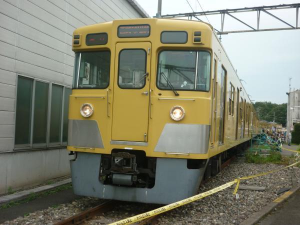 2013-08-24 西武2021F 急行西武球場前